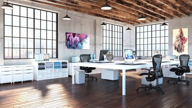 ¿Cómo hacer los espacios de mi oficina más eficientes?